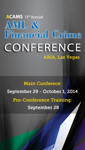 Association of Certified Anti Money Laundering Specialists